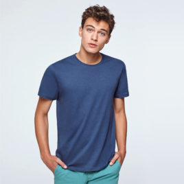 Camiseta unisex de color impresa a todo color