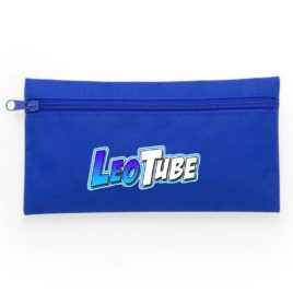 Estuche Rectangular LeoTube